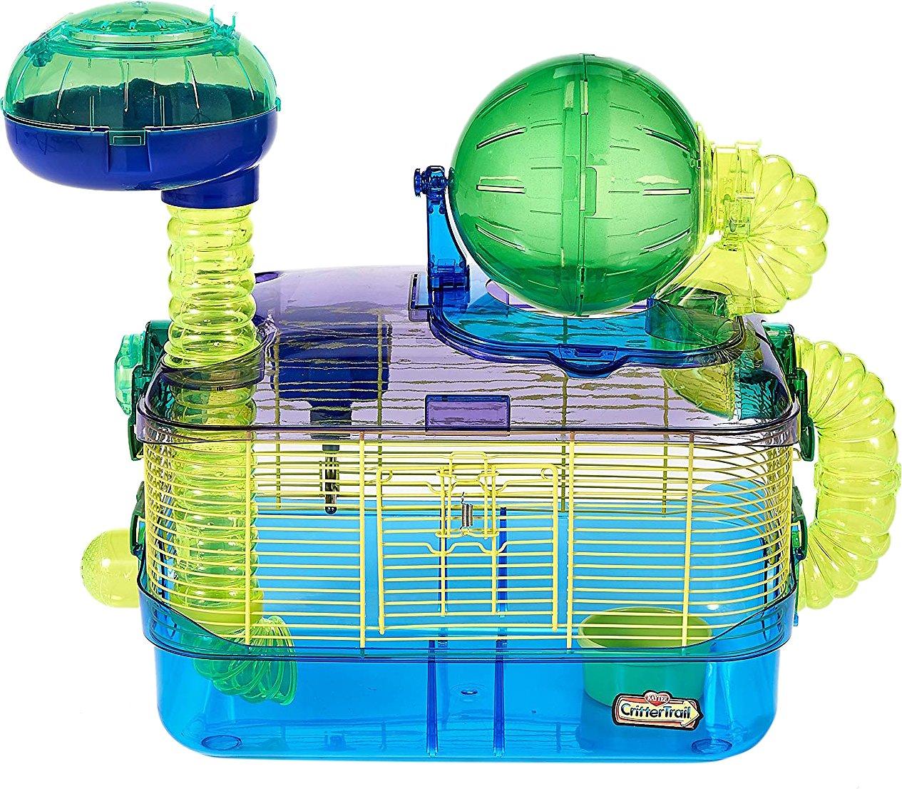 Kaytee CritterTrail Run-About Small Animal Habitat (Size: 40-lb) Image