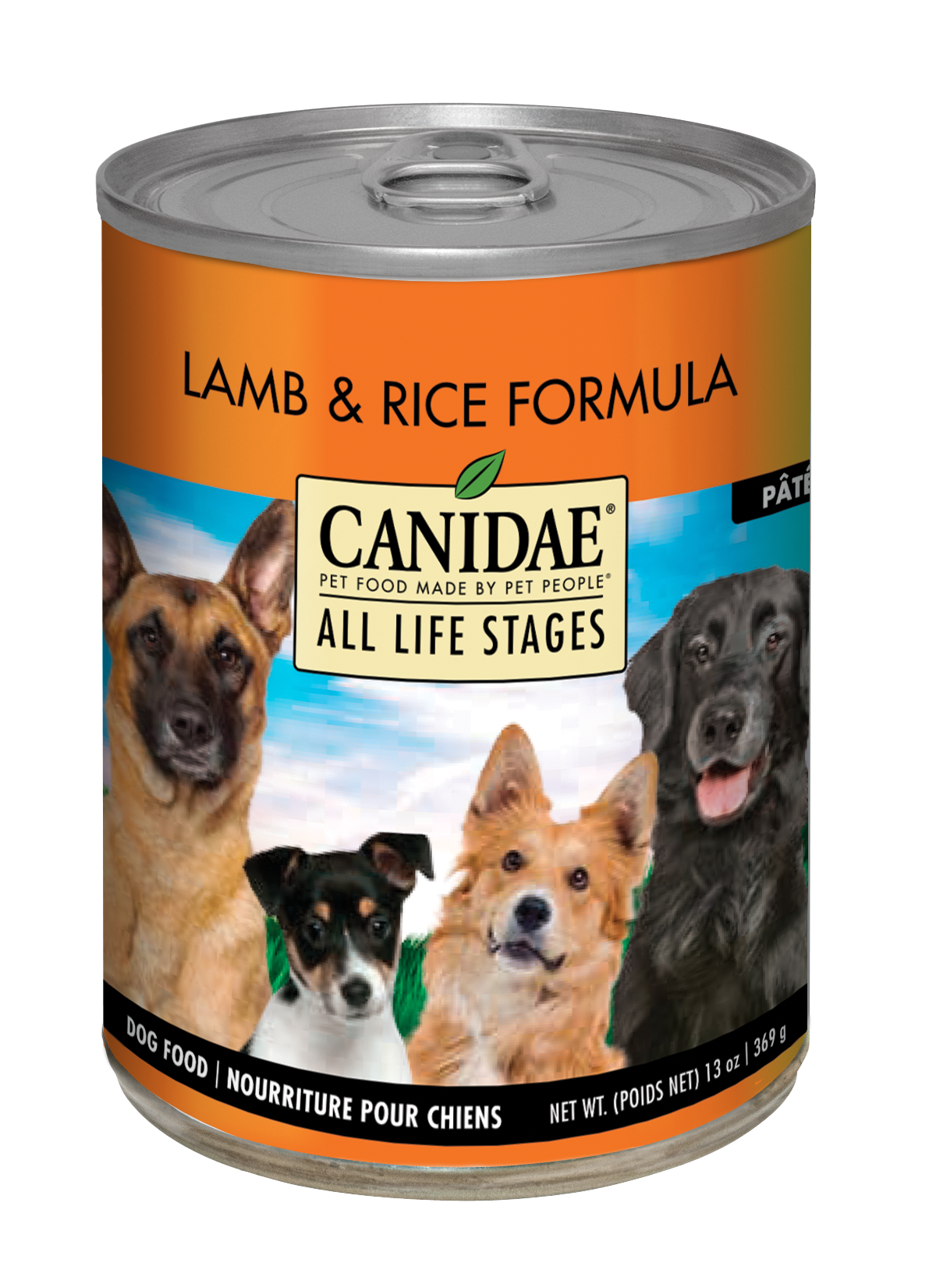 Canidae Life Stages Lamb & Rice Formula Canned Dog Food Image