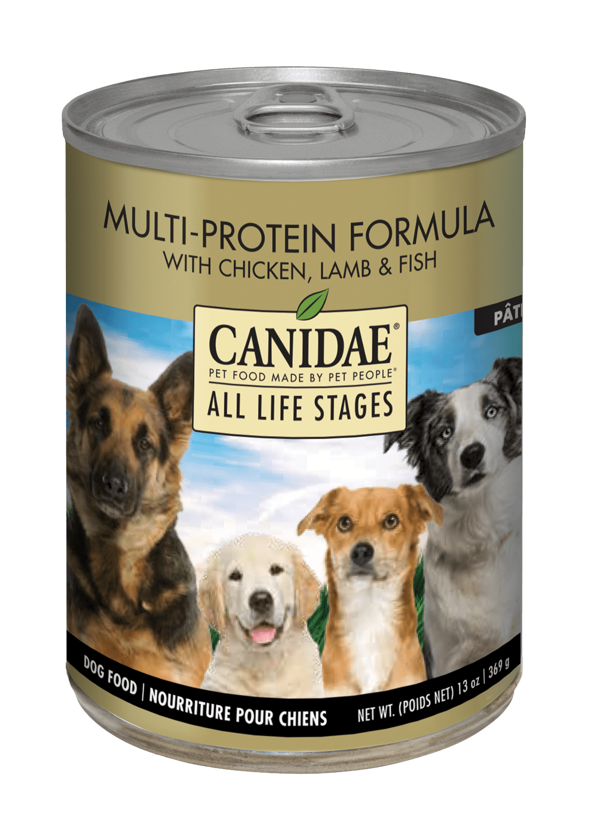 Canidae Life Stages All Life Stages Formula Canned Dog Food Image
