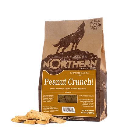 Northern Biscuit Peanut Crunch! Dog Treats Image