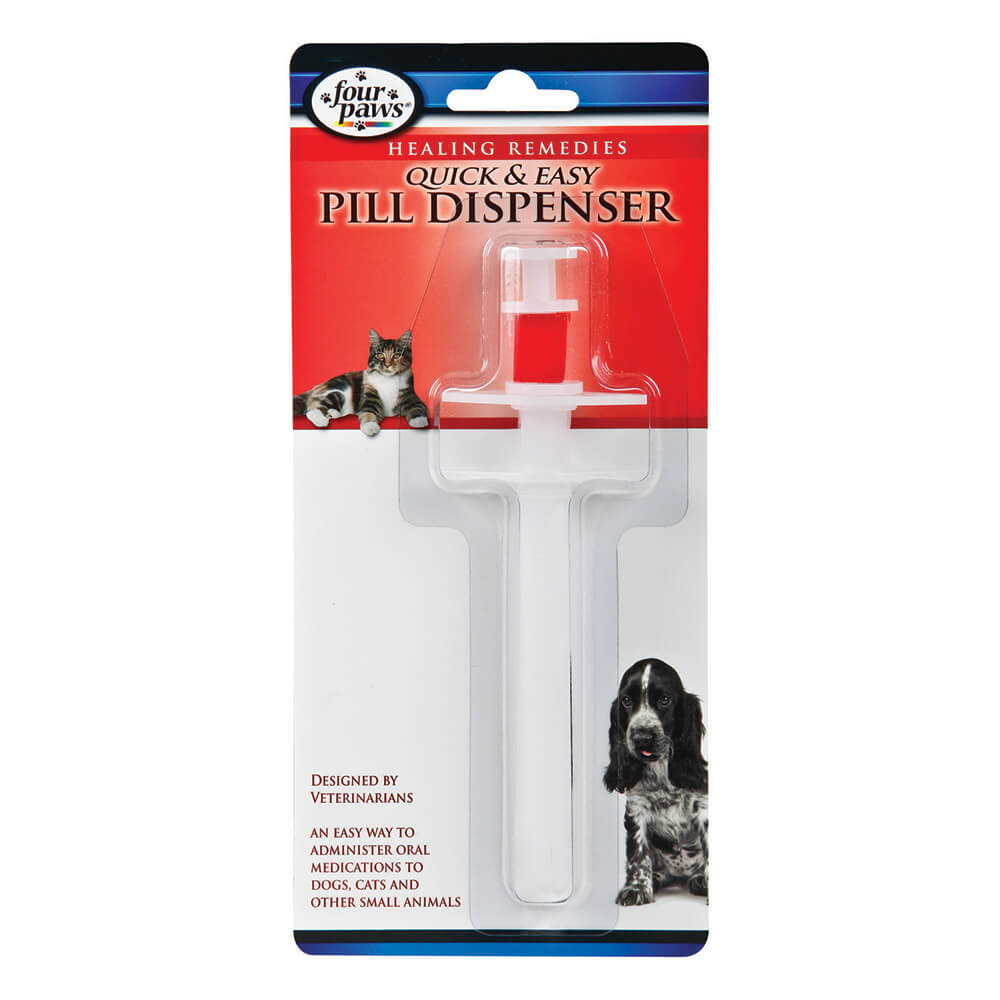 Four Paws Quick & Easy Pill Dispenser Image