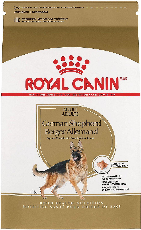 Royal Canin German Shepherd Adult Dry Dog Food Image