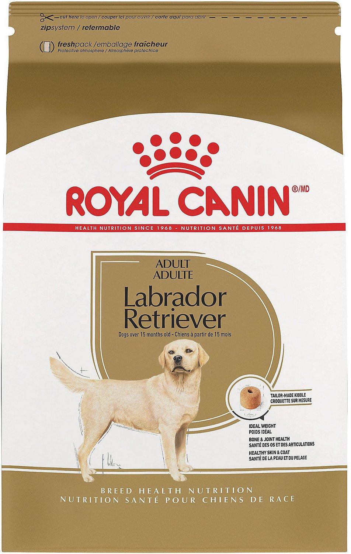 Royal Canin Labrador Retriever Adult Dry Dog Food Image