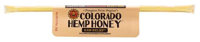 Colorado Honey Raw Relief FS Extract Sticks Image