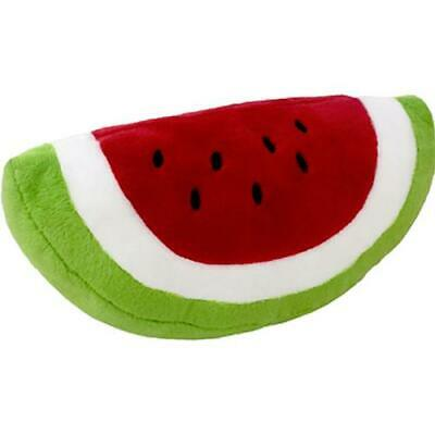 Pet Lou Watermelon Dog Toy, 8-in