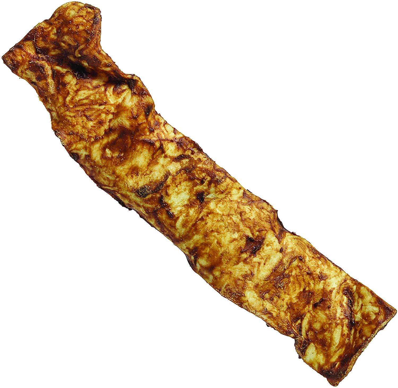 Redbarn Naturals Bully Slices Dog Treats, Peanut Butter Image