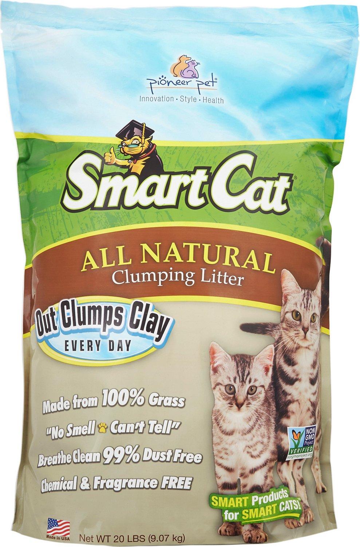 Pioneer Pet SmartCat All Natural Cat Litter, 20-lb bag