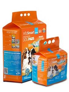 Wizsmart Super Dog Pad, 50-count