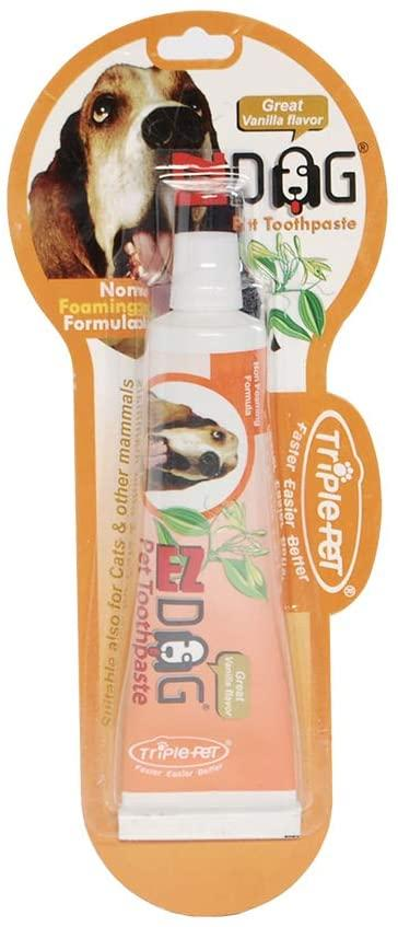 EZDOG Toothpaste for Dogs, 2.5-oz tube