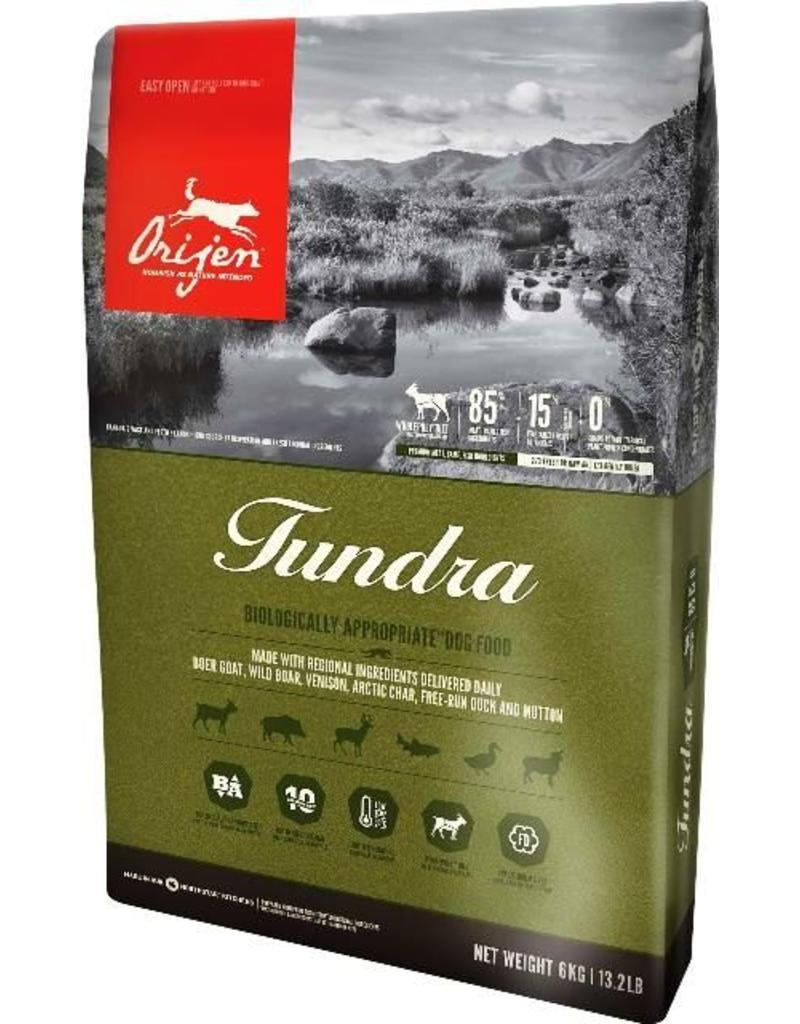 ORIJEN Grain Free Tundra Adult Dry Dog Food, 13.2-lb