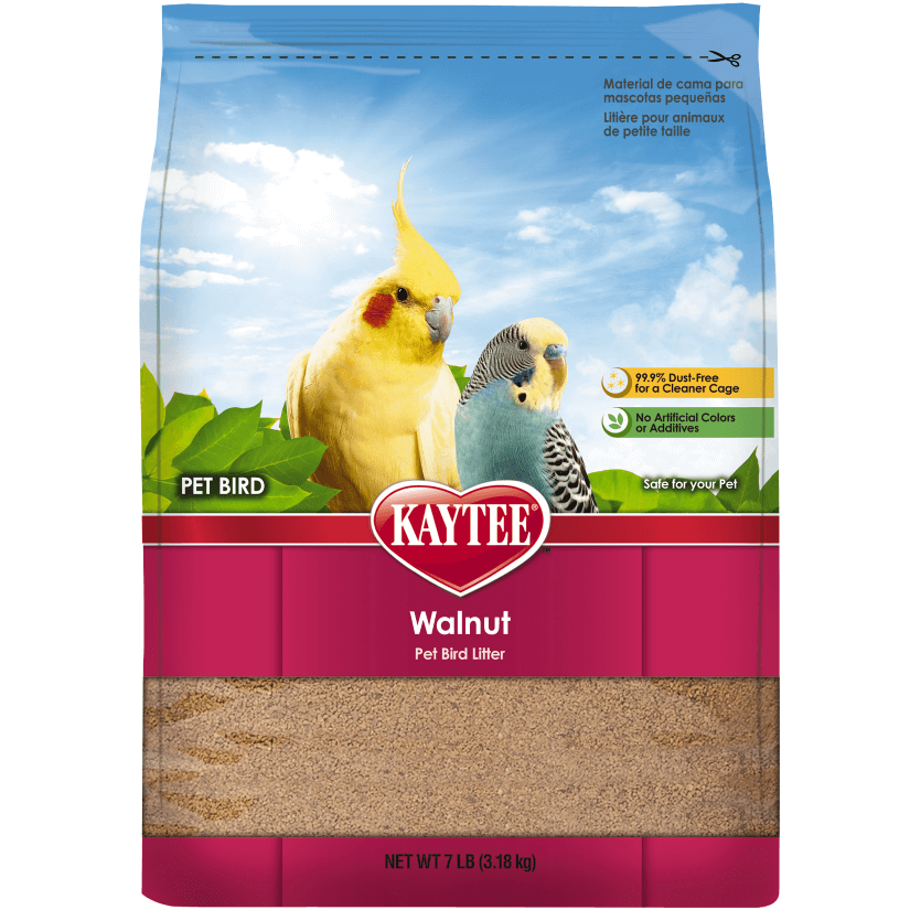 Kaytee Walnut Natural Bird Litter Image