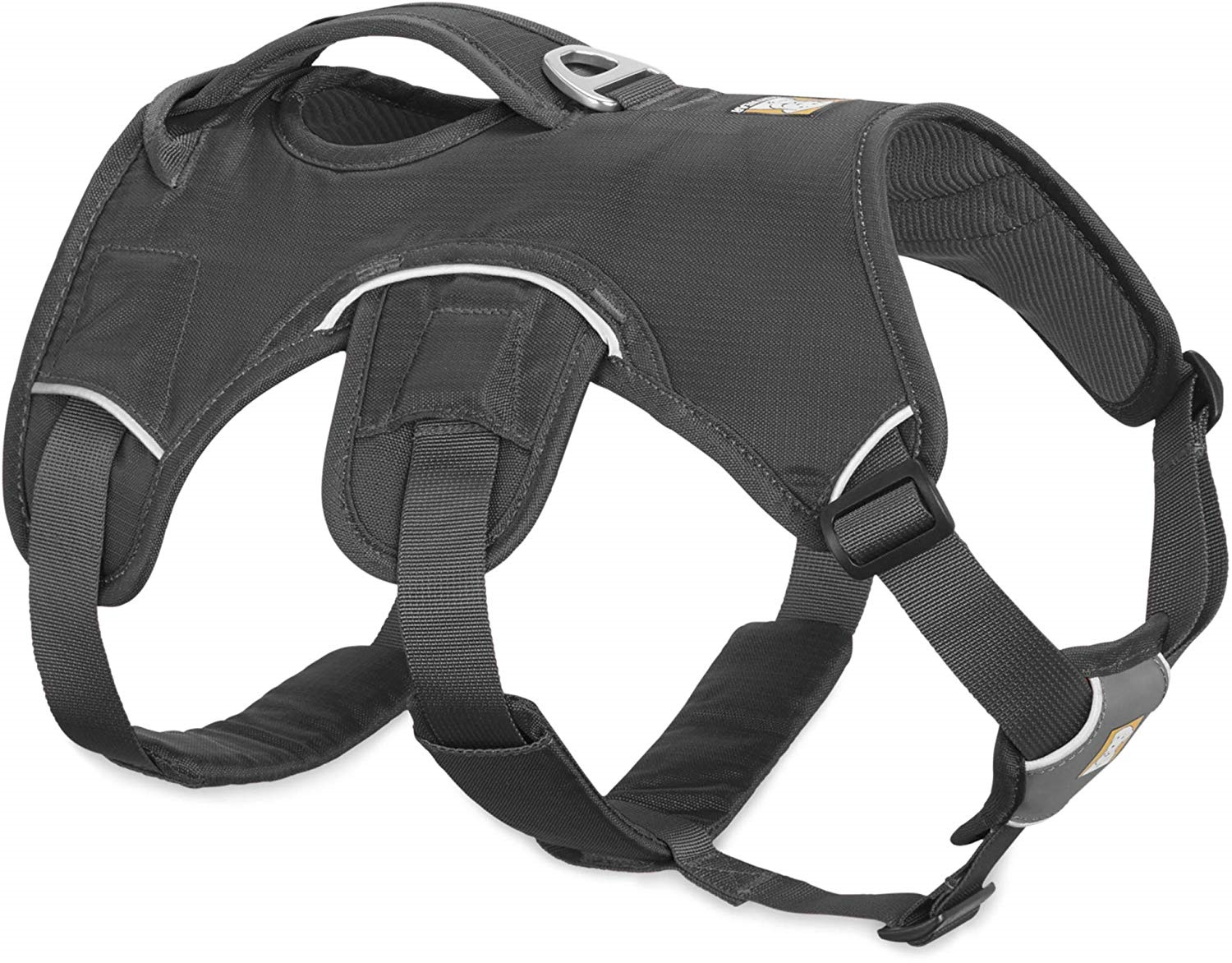 Ruffwear Web Master Supportive Multi-Use Dog Harness, Twilight Gray, X-Small