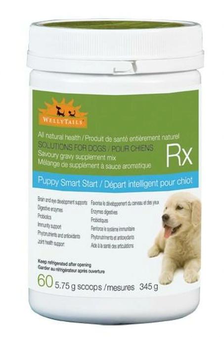 WellyTails Puppy Smart Start Rx, 345-gram
