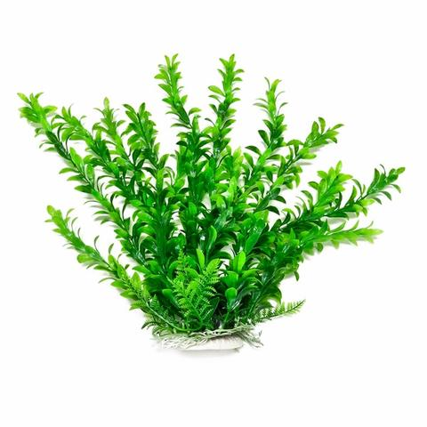 Aquatop Anacharis-Like Artificial Aquarium Plant, Green Image