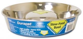 Durapet Slow Feed Bowl, Large
